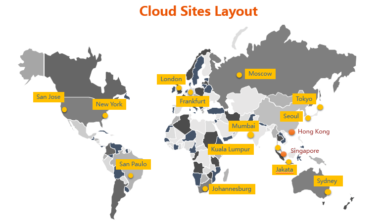 Resources china telecom americas global cloud sites map download map gumiabroncs Choice Image