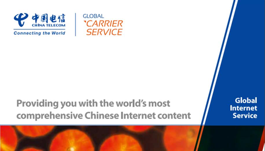 global internet service