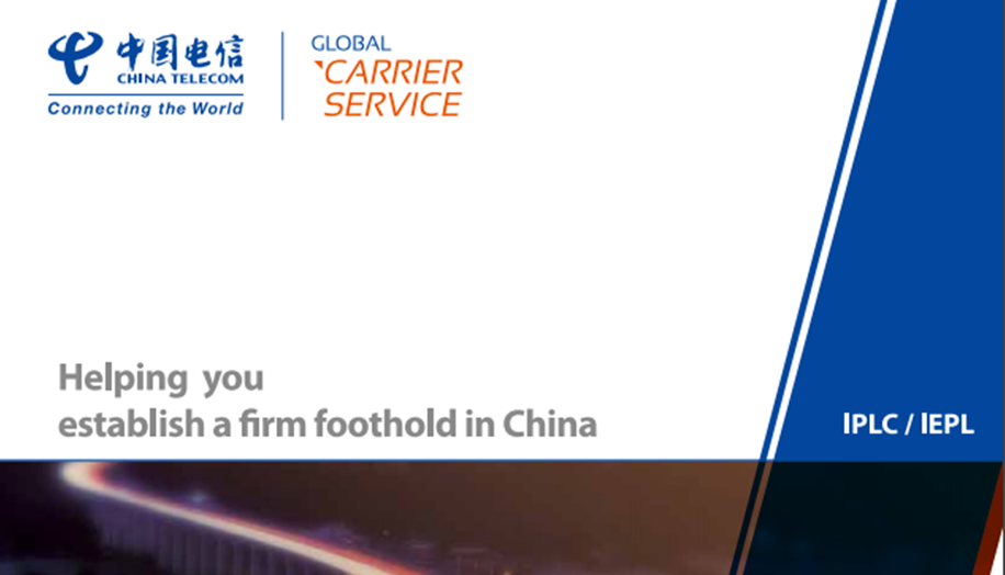 international private leased circuit solution brief