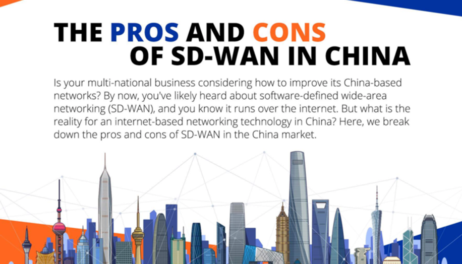 pros-cons-of-sdwan-in-china
