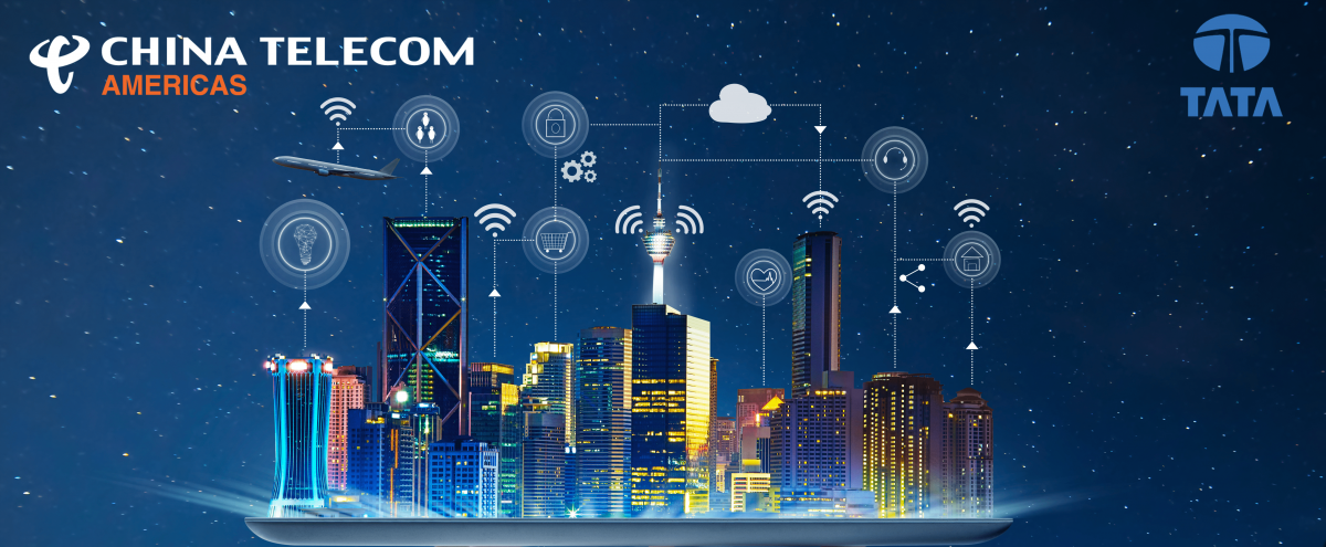 China Telecom, Tata Communications Partner to drive global connectivity for IoT devices