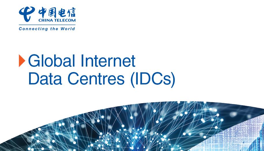global internet data centers