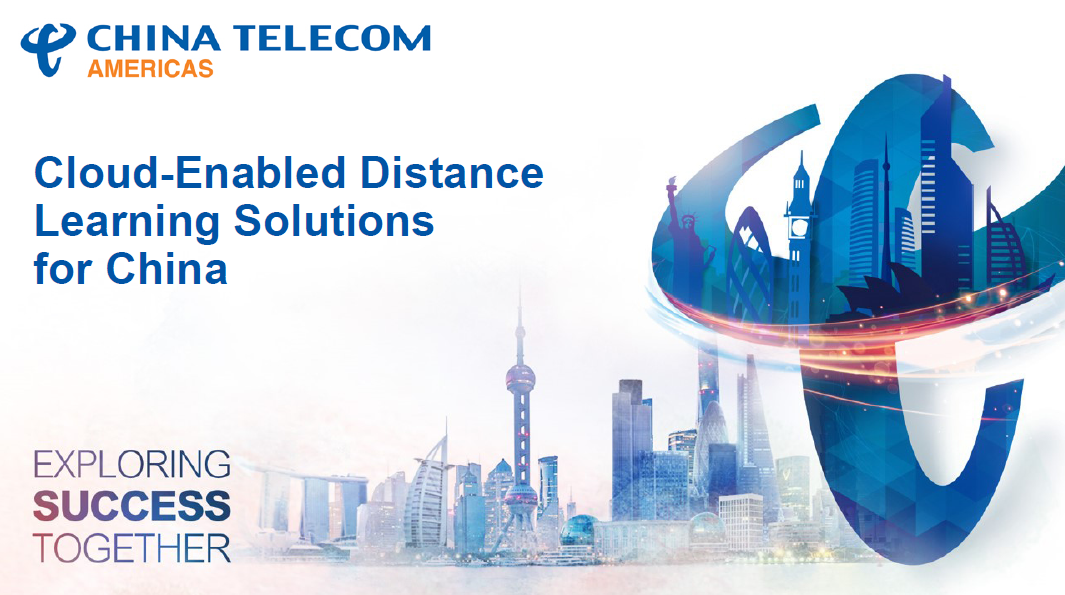Cloud-Enabled Distance Learning Solutions for China Preview Image