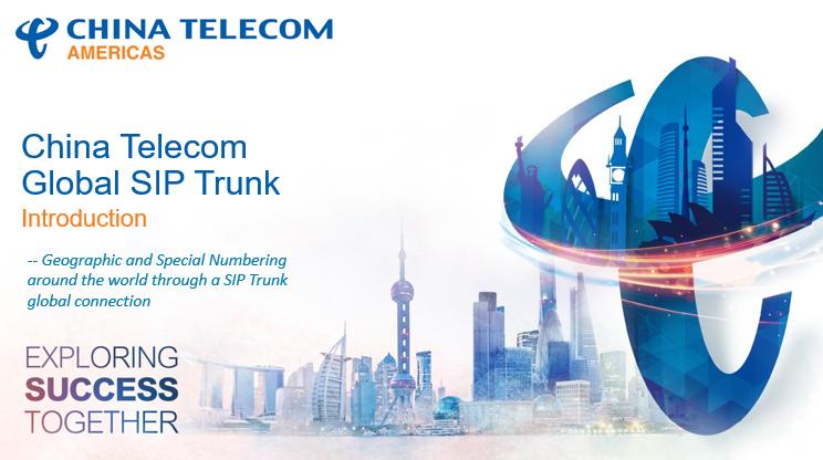 hina Telecom Global SIP Trunk preview image