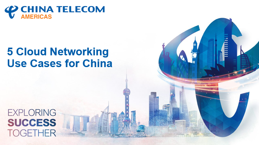 5 Cloud Networking Use Cases for China Preview Image